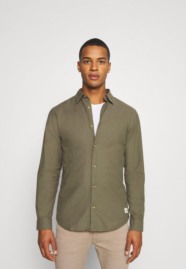JORLENNY  - Camicia - dusty olive