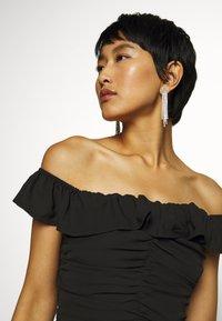 Who What Wear - PARTY DRESS - Etuikjole - black - 3