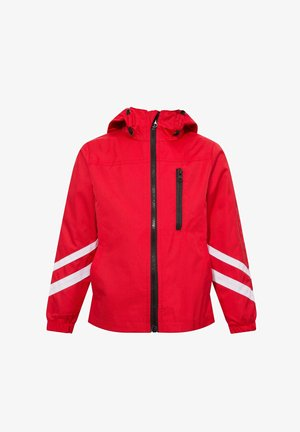 Impermeable - red