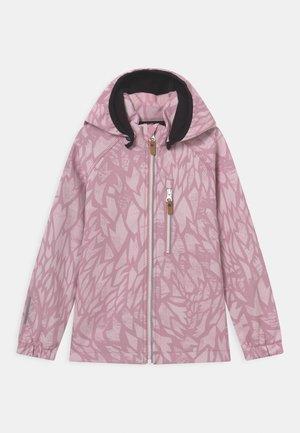 VANTTI UNISEX - Softshelljacke - rosy pink