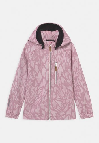 VANTTI UNISEX - Soft shell jacket - rosy pink