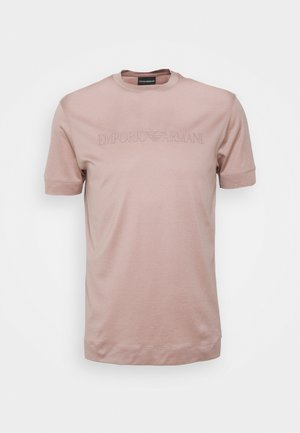 T-shirt con stampa - light pink