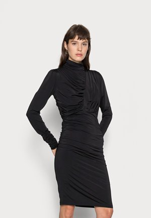 OLGA DRESS - Cocktail dress / Party dress - black