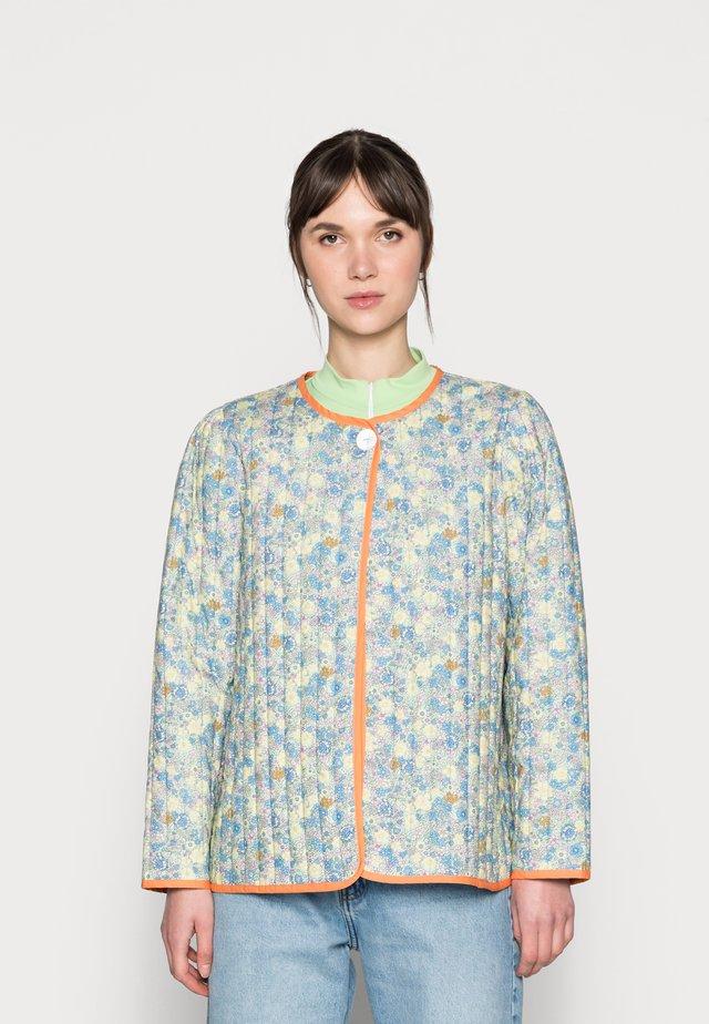EZEKIL JACKET - Summer jacket - pastel green
