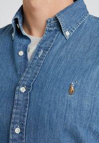 Polo Ralph Lauren - SLIM FIT - Shirt - dark wash - 4