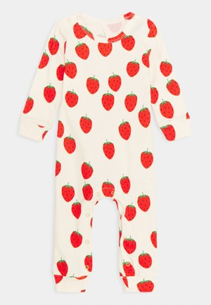 BABY STRAWBERRY UNISEX - Overal - offwhite