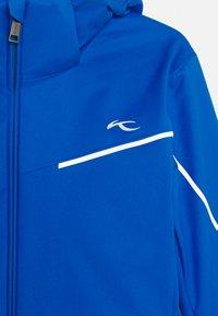 Kjus - BOYS FORMULA JACKET - Lyžařská bunda - aruba blue - 4