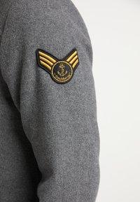 DreiMaster - Zimní kabát - grau melange - 4