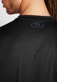Under Armour - RAID GRAPHIC - T-shirt med print - black - 4