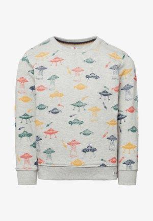 Sweater - ras105 l grey mel