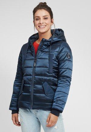 Winter jacket - insignia blue