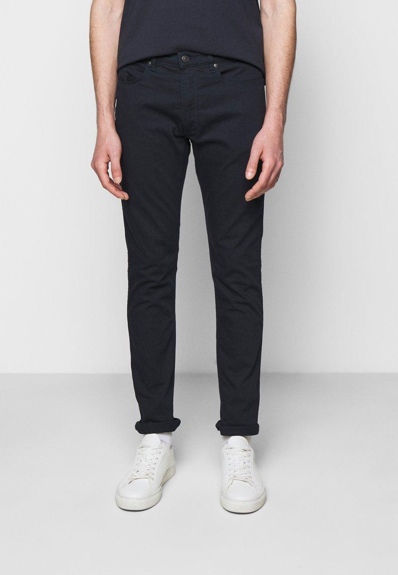 HUGO - Slim fit jeans - navy