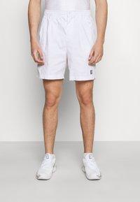 Nike Performance - SHORT HERITAGE - Sportovní kraťasy - white - 0