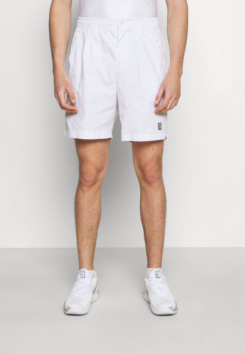 Nike Performance - SHORT HERITAGE - Sportovní kraťasy - white