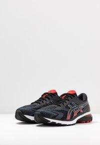 ASICS - GT-2000 8 - Stabilty running shoes - black/sheet rock - 2