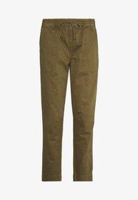 Cotton On - EVIE  - Kalhoty - dark olive - 3