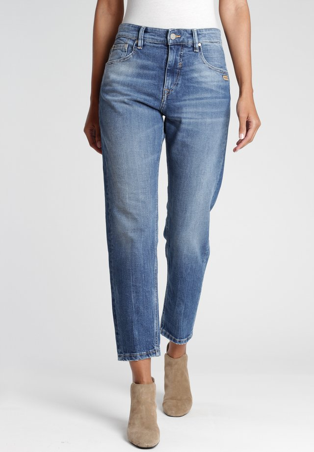 Relaxed fit jeans - slightly stone wash