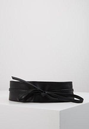 SKIMONO - Ceinture taille haute - noir