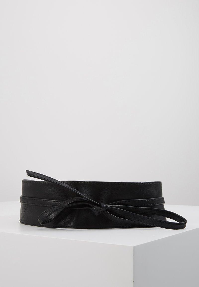 NAF NAF - SKIMONO - Taillengürtel - noir