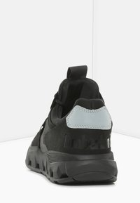 Timberland - URBAN EXIT SOCK-FIT OXFORD - Trainers - jet black - 3