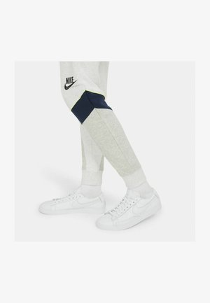 Pantalones deportivos - birch heather/grey heather/midnight navy/(black)