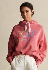 Polo Ralph Lauren - SEASONAL - Sweatshirt - ribbon pink - 0