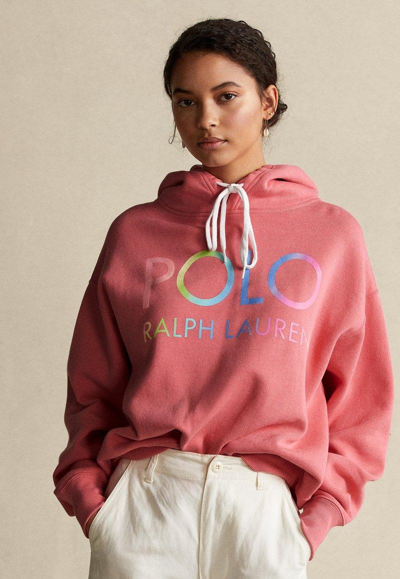 Polo Ralph Lauren - SEASONAL - Sweatshirt - ribbon pink