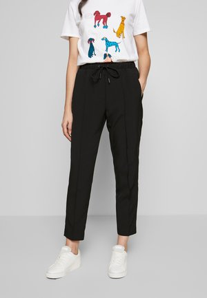 RUBY PANT - Bukse - black