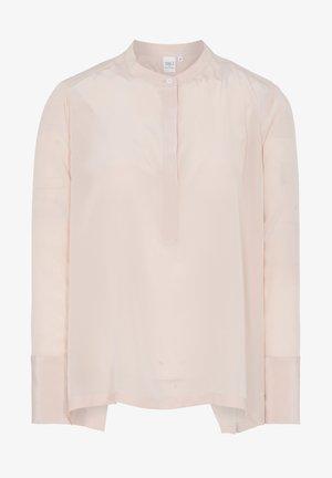 LANGARM BY ETERNA - PREMIUM - Button-down blouse - beige