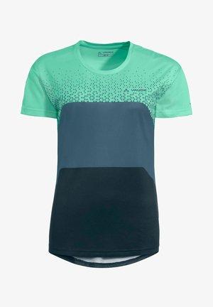 MOAB VI - Print T-shirt - mint