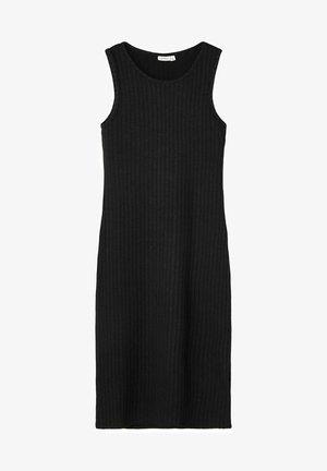 GERIPPT - Maxi dress - black