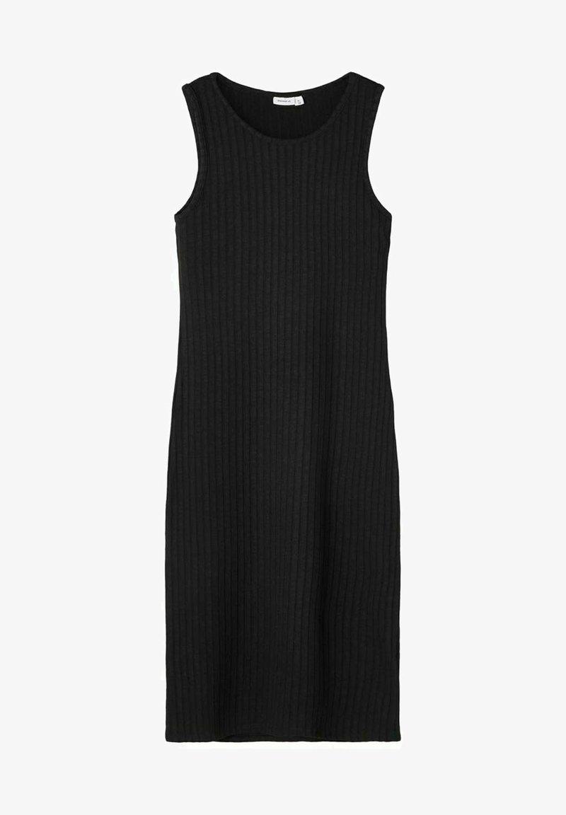 Name it - GERIPPT - Maxi dress - black
