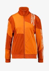 DANIELLE CATHARI TRAININGSJACKE - Training jacket - fox red