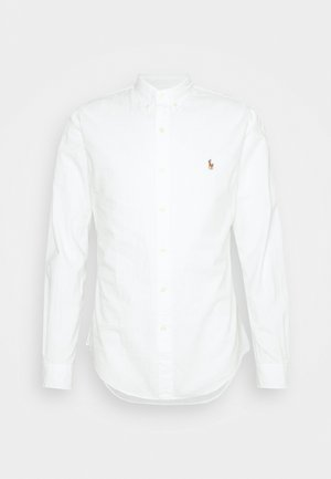 CHAMBRAY - Shirt - white