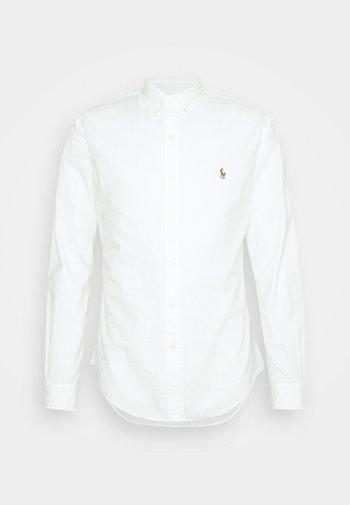 CHAMBRAY - Camicia - white