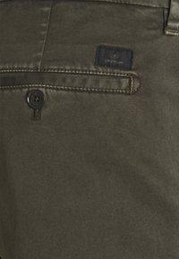 Strellson - Chino kalhoty - olive - 2