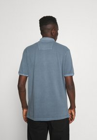 Key Largo - AGENCY - Polo shirt - flintstone blue - 2