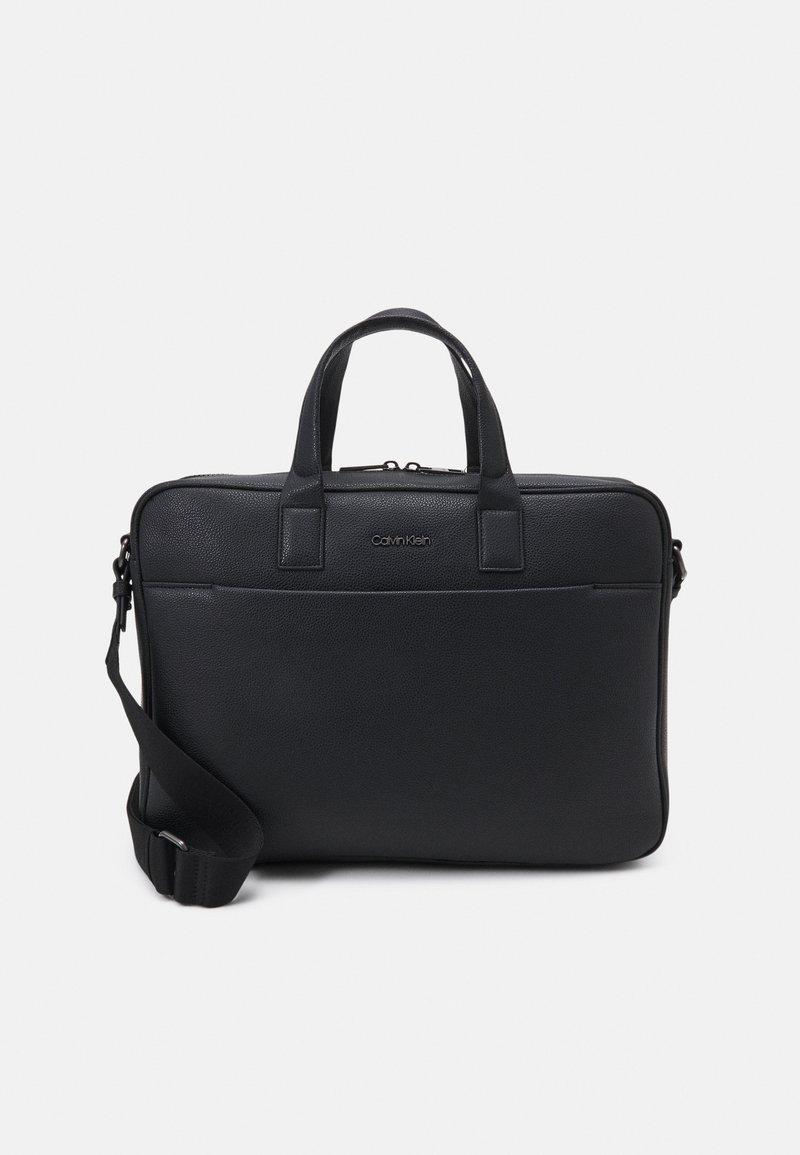 Calvin Klein - LAPTOP BAG - Taška na laptop - black