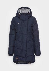 Ragwear - PAVLA - Winter coat - navy - 3