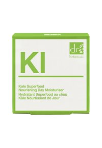 Dr Botanicals - KALE SUPERFOOD NOURISHING DAY MOISTURISER 50ML - Dagcrème - - - 1