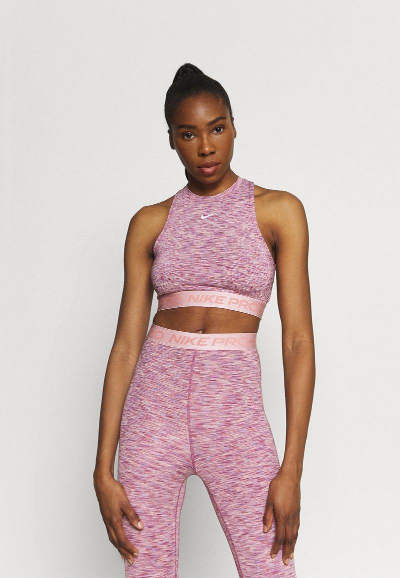 Nike Performance - TANK  - Débardeur - sweet beet/pink glaze/white