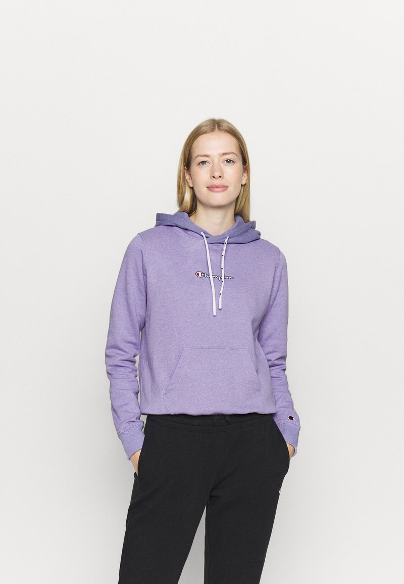 Champion - HOODED ROCHESTER - Kapuzenpullover - lilac