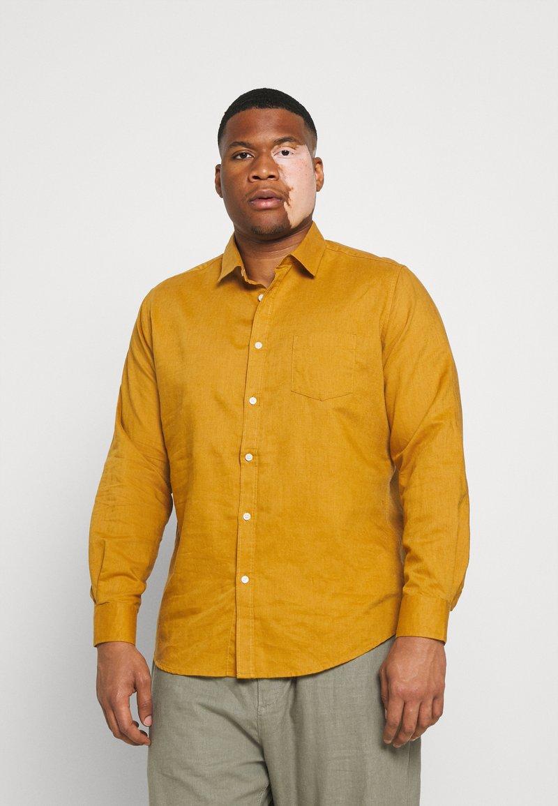 Johnny Bigg - ANDERS SHIRT - Shirt - mustard