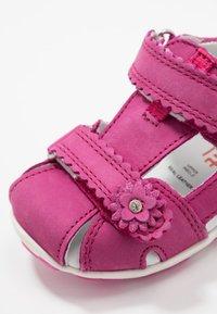 Superfit - FANNI - Sandals - pink - 5