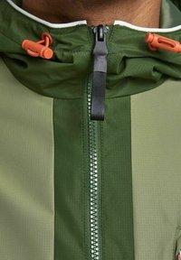 Jack & Jones - Light jacket - deep lichen green - 4