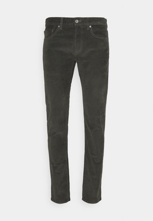 PANTS - Tygbyxor - fisherman grey
