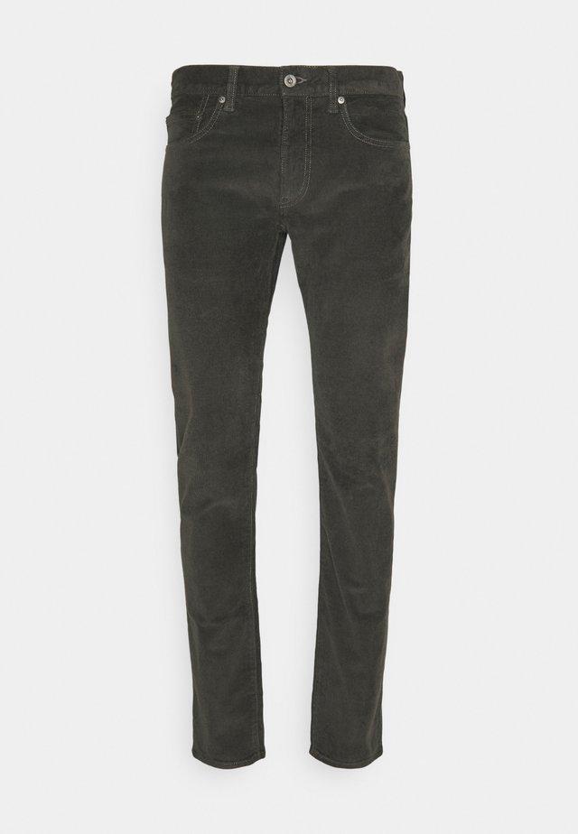 PANTS - Trousers - fisherman grey