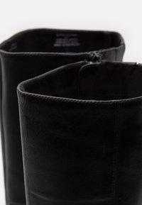 Steven New York - JAMILA - High heeled boots - black - 5