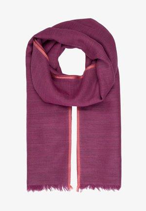 Scarf - magenta-pink