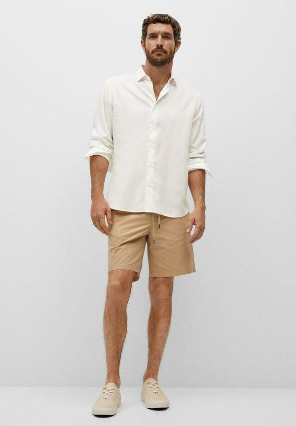Mango Koszula - weiß/biały Odzież Męska TYMV